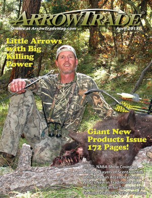ARROW TRADE MAGAZINE APRIL 2013