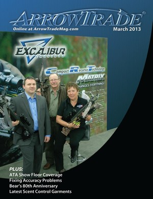ARROW TRADE MAGAZINE MARCH 2012