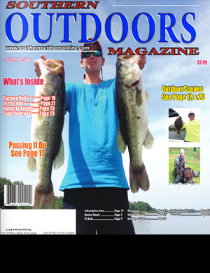 SOUTHERN OUTDOORS JULY 2014