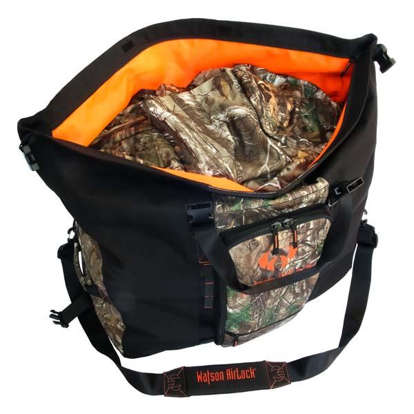18.5 inch bag OPEN
