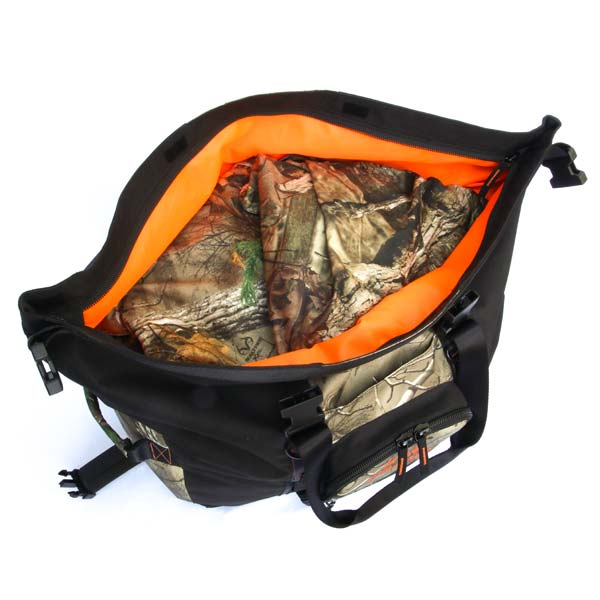 12 inch bag OPEN