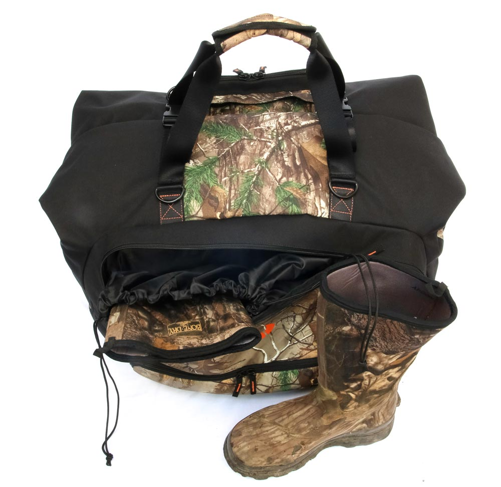 Camo Carrier EX Boot Section